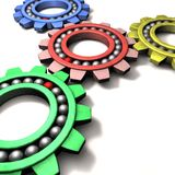 Special Gears Stock Images