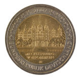 Special german euro coin Stock Image
