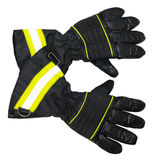 Special gloves fire Stock Images