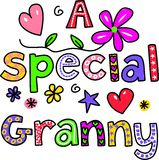 A Special Granny Stock Images