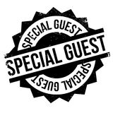 Special Guest rubber stamp Royalty Free Stock Photo