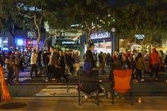 Special händelse - västra Hollywood allhelgonaafton Carnaval Arkivfoton