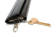 Special handbag for key's Stock Photos