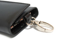Special handbag for key's Royalty Free Stock Images