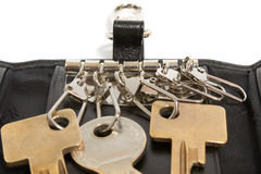 Special handbag for key's Stock Photography