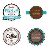 Special labels Royalty Free Stock Image