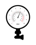 Special manometer Royalty Free Stock Photos