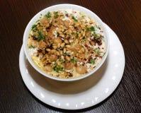 Special maträtt av mellersta - östlig kokkonst royaltyfri foto