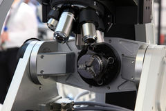 A special microscope Stock Photography