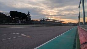 Racing circuit Stock Photos