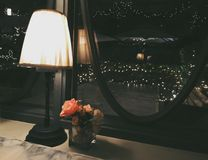 Special natt Arkivbild
