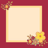 Special occasion card Royalty Free Stock Images