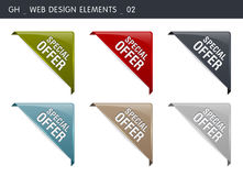Special Offer. Icons. Part of gh web design elements series