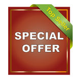 Special Offer Royalty Free Stock Photography