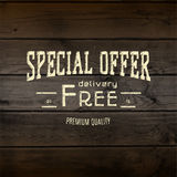 Special offer badges logos and labels for any use Royalty Free Stock Image
