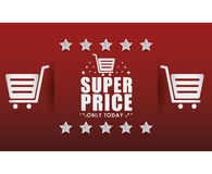 Special offer design Royalty Free Stock Photography