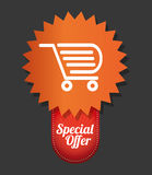 Special offer design Royalty Free Stock Photo