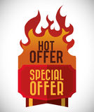 Special Offer design. Special Offer concept and sale icons design, vector illustration 10 eps graphic Stock Image