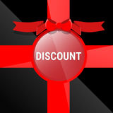 Special Offer Discount New Year Sale Shopping Banner Royalty Free Stock Images