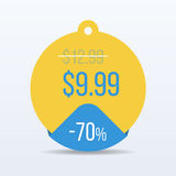 Special offer sale tag discount symbol retail sticker sign price. VECTOR. Special offer sale tag discount symbol retail sticker sign price. VECTOR Stock Photography