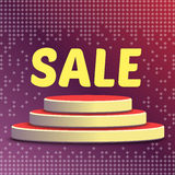 Special offer sale Royalty Free Stock Photos