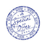 Special offer stamp Royalty Free Stock Image