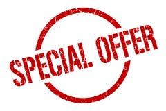Special offer stamp. Special offer round grunge stamp. special offer sign. special offer stock illustration
