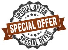 special offer stamp. seal Stock Images