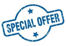 Special offer stamp. Special offer grunge vintage stamp isolated on white background. special offer. sign vector illustration