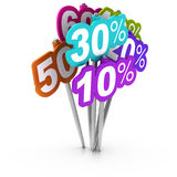 Special Offers Stock Photography