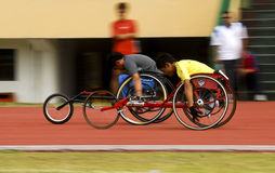 SPECIAL OLYMPIC TARGET Stock Photography