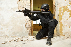 Special operations forces Royalty Free Stock Photos