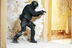 Special operations forces Stock Image