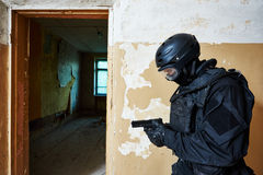 Special operations military forces Stock Photo