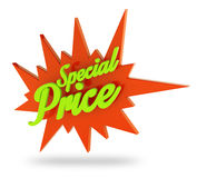 Special price Stock Image