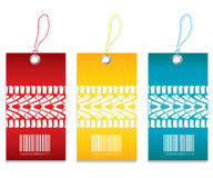 Special price tag. For your business Royalty Free Stock Photo