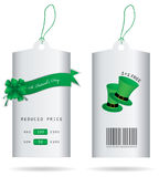 Special price tags Royalty Free Stock Photography