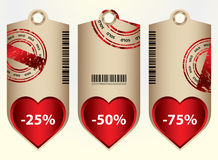 Special price tags Stock Photos