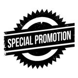 Special Promotion rubber stamp Stock Images