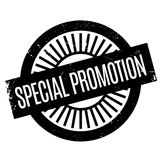 Special Promotion rubber stamp Royalty Free Stock Photo