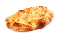 Special Ramadan pide. Traditional Turkish pita is a speciality of Ramadan