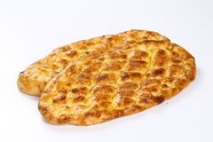 Special Ramadan pide Royalty Free Stock Photography