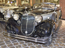 853A-Special-Roadster, Horch(1937).Max.speed,km/h-135 Stock Image