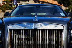 SPECIAL Rolls Royce Royalty Free Stock Image