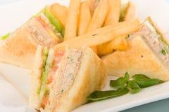 Special sandwich Stock Photos