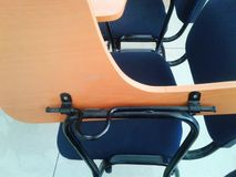 A-special-schooling-chair stock photography