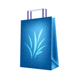 Special shopping bag Royalty Free Stock Images
