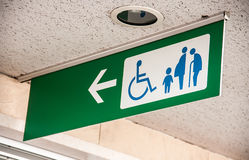 Special only sign. Disabled, Child, Pregnant,  Grandsire the special only sign Stock Photos