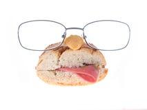 Special smörgås Arkivbilder