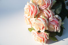 Special for someone. Concept of love to show by pink-rose bouquet for someone that especially for you Stock Photos